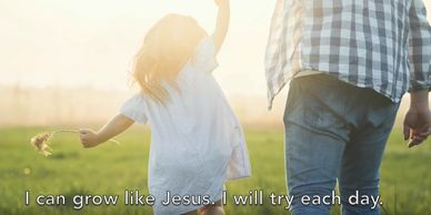 Lyric video for I Will Walk With Jesus by  Stephen P. Schank