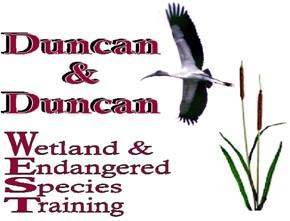 Duncan & Duncan Wetland and Endangered Species Training