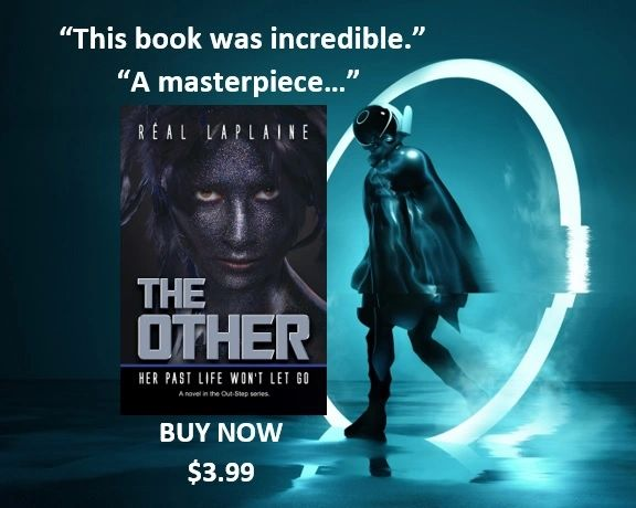 Réal Laplaine, introduces his new book, THE OTHER