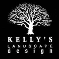 The Logo for Kelly's Landscape Design