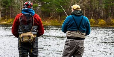 Algonquin Park fly fishing guide, drift boat, ottawa valley fly fishing, learn to fly fish, Ontario