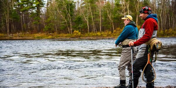 Algonquin Park fly fishing guide, drift boat, ottawa valley fly fishing, brook trout, bass, Ontario