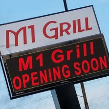 10mm LED Sign - Full Color LED Sign - Pontiac Michigan - M1 Grill