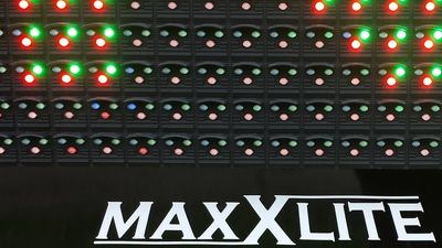 Pixel Resolution of an LED sign