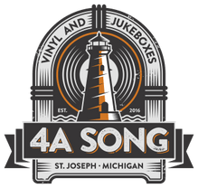 4A Song Vinyl and Jukeboxes