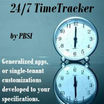 24/7 TimeTracker for Microsoft Dynamics 365 Business Central