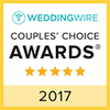 Wedding Wire Couples' Choice Awards