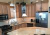 2228 Wesley Kitchen w/ stainless appliances, granite, large granite island