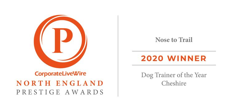2020 Dog Trainer of the Year Cheshire
