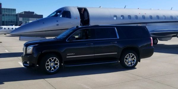 Rocky Mountain Metropolitan Airport Transportation
