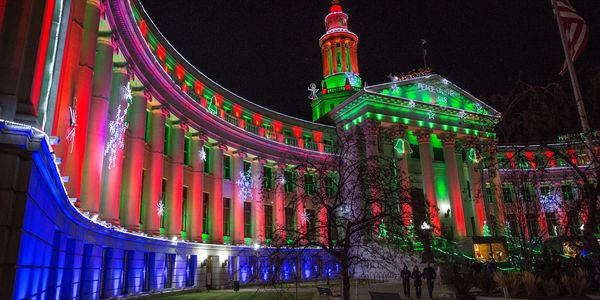 Denver Colorado Christmas Light Tours