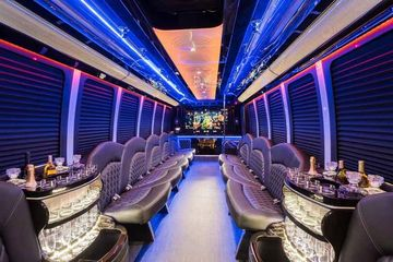 Colorado Limo Party Bus
