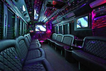 Party Buses Denver Co