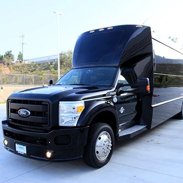 Idaho Springs Party Bus Rentals