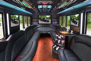 Limo Party Bus Rentals Denver