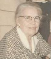 The real Aunt Agnes. Lived to 99 years of age, left our family with a mint-condition 1957 Chevy.