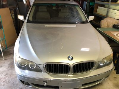 BMW 750i non-operational- SOLD!