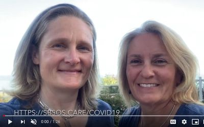Kelsey and Deb talk about local resources for COVID-19  https://sbsos.care