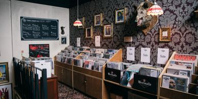 The Record Cafe