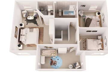 3D Floor Plans, Suffolk, Bury St Edmunds, Cheap, ECP, Energy Performance Certificate,