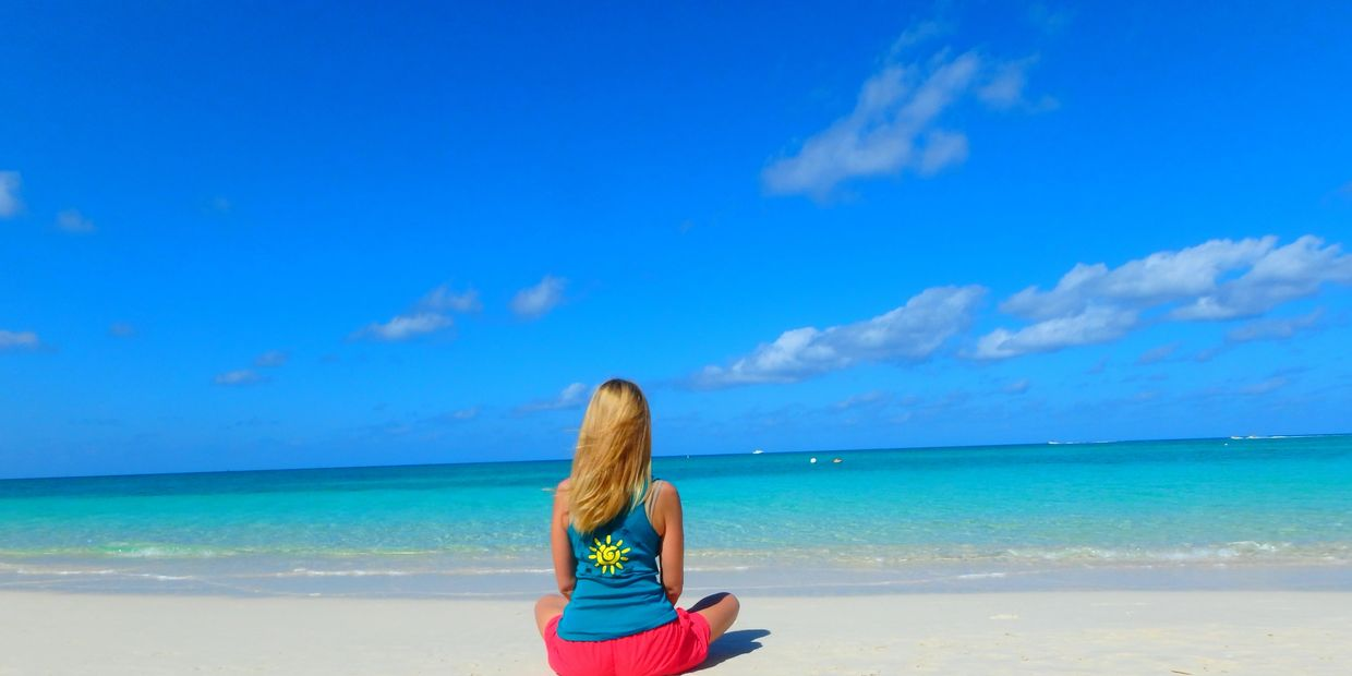 Dr. Wagner Meditation Beach Love Health Joy TalktoDrWagner Psychology Psychotherapy