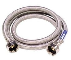 Stainless steel washer hoses