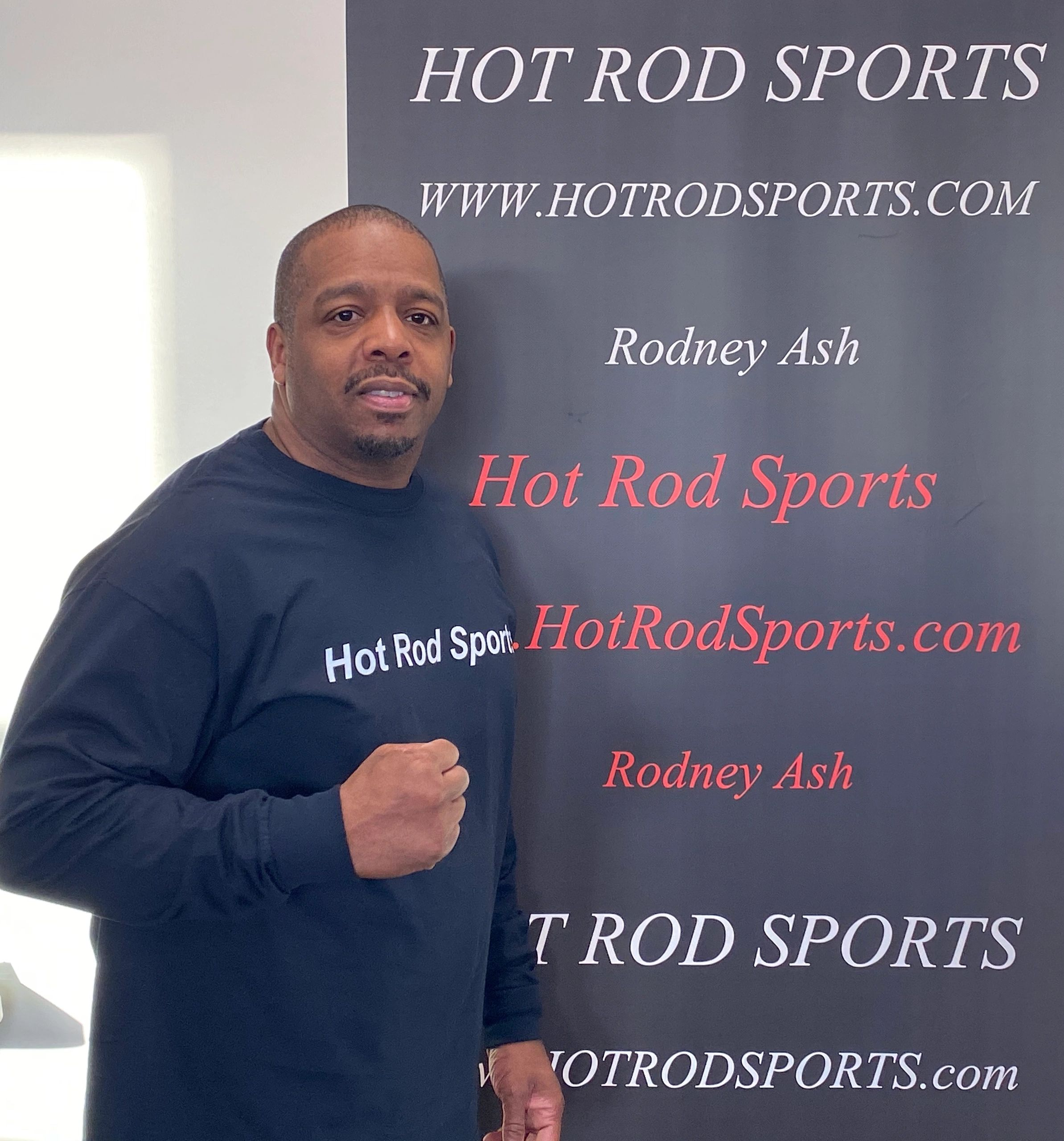 Rodney Ash is the founder and owner of Hot Rod Sports.  Sports media, management and consultation.