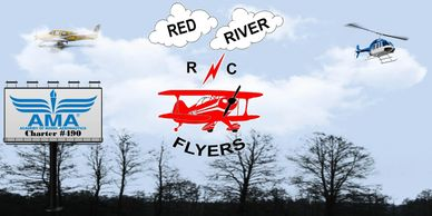 CUSTOM CRAWLERZ, RED RIVER RC FLYERS, RC AIRPLANES,