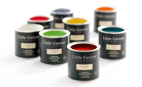 Condover Furniture uses only environmentally friendly Little Greene primers and paints to upcycle their unique furniture.