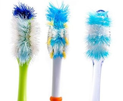 You've been caught if your toothbrush looks like the picture, REPLACE immediately!