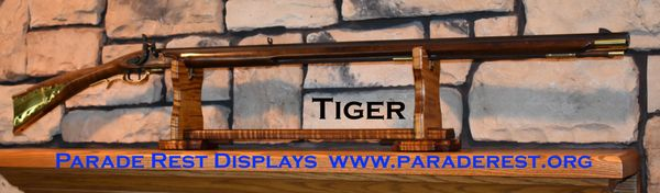 Tiger maple wood will make an outstanding presentation of your prized item