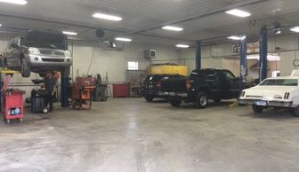 Clean facility!  Faithful does injectors, head gaskets, tune-ups, oil changes, alignments, and more!