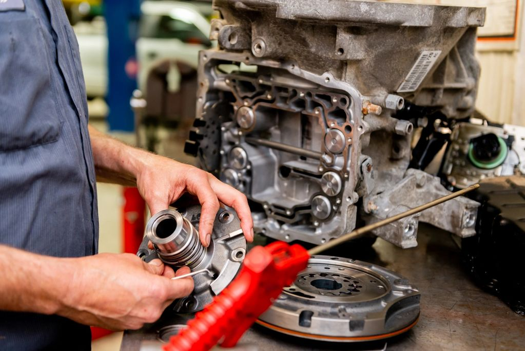 Faithful specializes in transmission repair.  We have a trans specialist on site and experienced.