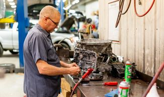 Our transmission specialist has 25+ years experience.  Your vehicle is in good hands with Faithful.