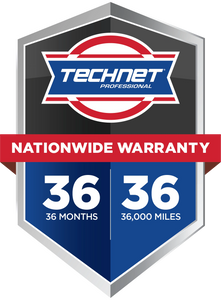 Faithful has a 36/36 Nationwide Warranty.  Best warranty in Lapeer County.  We stand behind our work