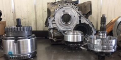 Any work you need done involving your vehicle's trans-we can do.  We do rebuilds, overhauls, etc.