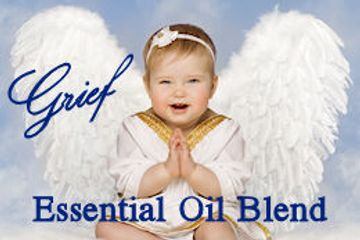 Grief and Trauma Essential Oil Blend
