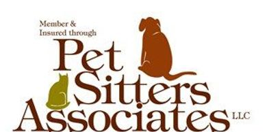 Bonded and Insured through Pet Sitters Associates