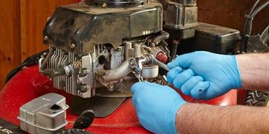 We Service All Types of Small Engines