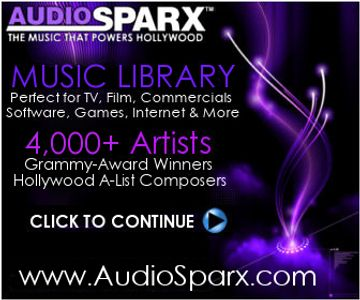AudioSparx - Ultimate Online Resource for World-Class Production Music and Hollywood Sound Effects