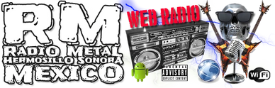 Online Mexican radio station focussing on Metal and Rock music genres. Jeremy Harry Harris