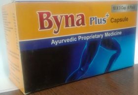 Byna Plus Capsule is used in joint pain, muscular pain and sciatica