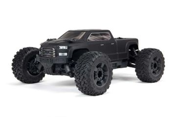 1/10 BIG ROCK 4X4 V3 3S BLX Brushless Monster Truck RTR, Black Item No.ARA4312V3