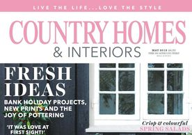 Country Homes & Interiors, May 2019, house renovation, Jane Crittenden, interior design journalist