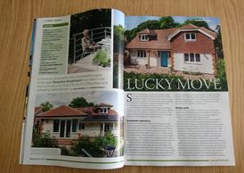 Build It magazine, March 2019, self-build, Passivhaus, architect house design, planning permission