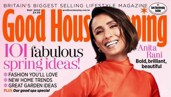 Good Housekeeping, Crittenden, interior design journalist, house projects, interiors, renovations