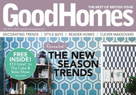 Good Homes magazine, June 2019, house renovation, Jane Crittenden, interior design journalist