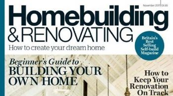 Homebuilding & Renovating, Jane Crittenden, interior design journalist, self-build, renovations