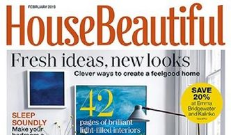 House Beautiful, Jane Crittenden, interior design journalist, house projects, interiors, renovation