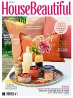 House Beautiful magazine, July 2019, house renovation, Jane Crittenden, interior design journalist